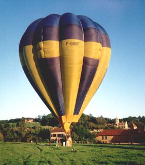 montgolfiere roanne